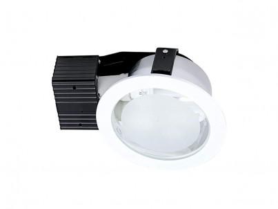 Podhledové svítidlo Eglo 87994 bílá průměr 166 mm