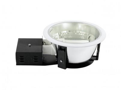 Podhledové svítidlo Eglo Zano 87999 bílá průměr 235 mm