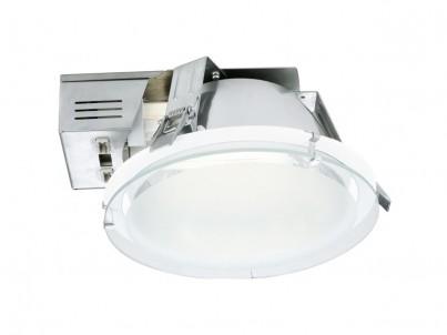 Zápustné svítidlo Eglo Xara 89087 bílá průměr 185 mm
