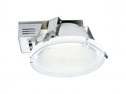 Zápustné svítidlo Eglo Xara 89093 bílá průměr 220 mm č.1