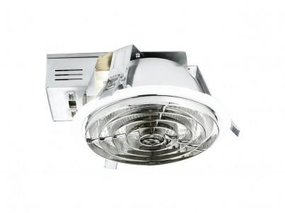 Zápustné svítidlo Eglo Xara4 89095 bílá a chrom průměr 220 mm č.1