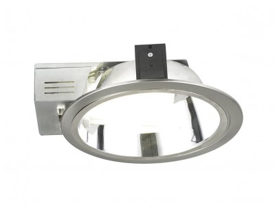 Zápustné svítidlo Eglo Xara3 89099 nikl průměr 235 mm č.1
