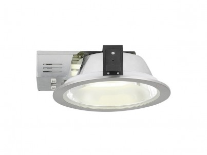 Zápustné svítidlo Eglo Xara2 89102 nikl průměr 235 mm č.1