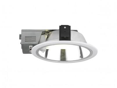 Zápustné svítidlo Eglo Xara3 89104 bílá průměr 235 mm