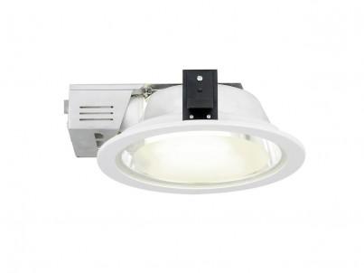 Zápustné svítidlo Eglo Xara2 89105 bílá průměr 235 mm č.1