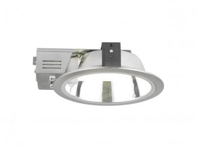 Zápustné svítidlo Eglo Xara3 89107 nikl průměr 235 mm č.1