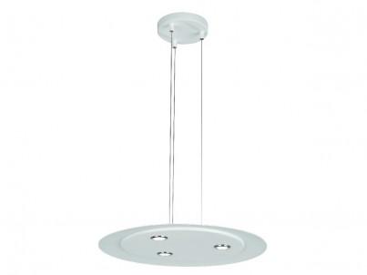 LED závěsný lustr Massive Philips Mendel 37866/31/10 bílá č.1