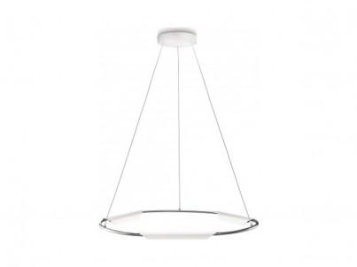 LED lustr Massive Philips Foxe 37951/31/10 bílá, matný chrom č.1