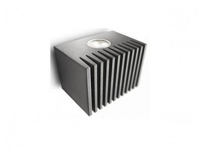 LED nástěnné svítidlo Philips Ledino 33603/87/16 šedá