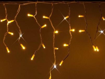 LED světelné krápníky decoLED IFN0305W teplá bílá