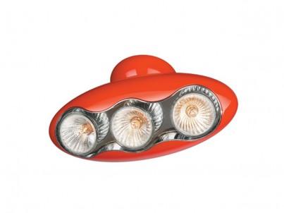 Bodové svítidlo Philips Lirio 57063/32/LI červená