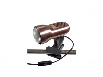 Skřipcová lampička Argus light Tipo 50021/KL měděná