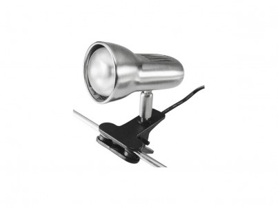 Skřipcová lampička Argus light Clip 520/KL matný chrom