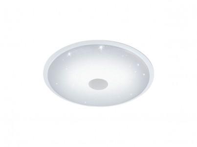 LED stropní svítidlo Eglo Lanciano 97738 bílá, stmívatelné č.1