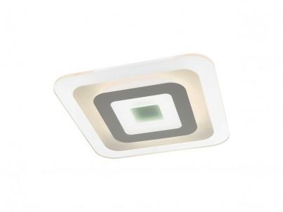 LED stropní svítidlo Eglo Reducta 1 97086 bílá, stmívatelné č.1