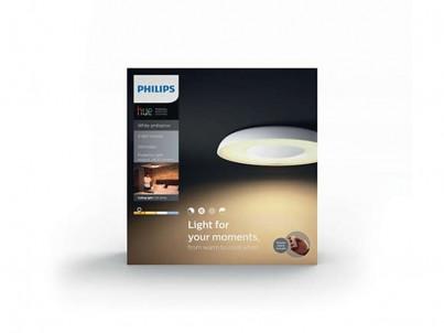 LED stropní svítidlo Philips Still Hue 32613/31/P7 bílá, stmívatelné č.4