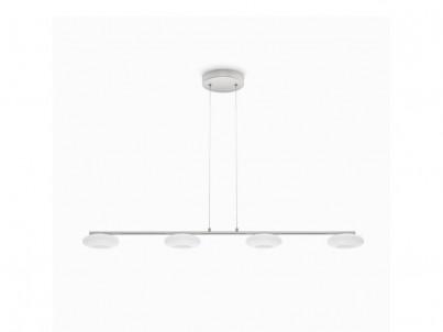 LED závěsné svítidlo Philips Tarbert 37215/48/16 bílá č.1