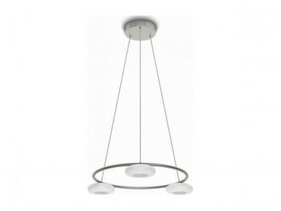LED závěsné svítidlo Philips Tarbert 37211/48/16 bílá č.1