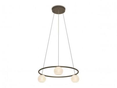 LED závěsné svítidlo Philips Myliving Vendee 36693/06/16 bronzová č.1