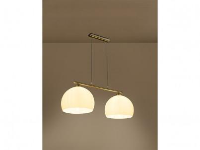 Závěsné svítidlo Globo Robbie 14005H3 bílá č.3