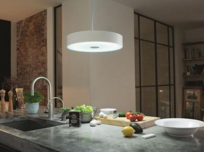 LED závěsné svítidlo Philips HUE Fair 40339/31/P7 bílá stmívatelné č.2
