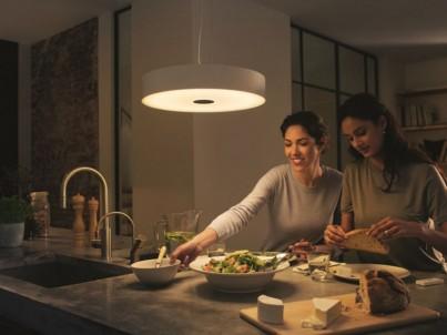 LED závěsné svítidlo Philips HUE Fair 40339/31/P7 bílá stmívatelné č.3