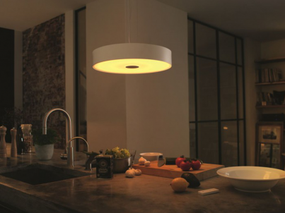 LED závěsné svítidlo Philips HUE Fair 40339/31/P7 bílá stmívatelné č.4