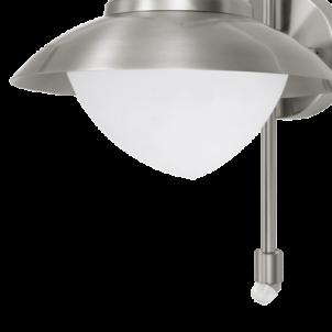 Venkovní nástěnné svítidlo SIDNEY 87105 1x60W E27 se senzorem Eglo