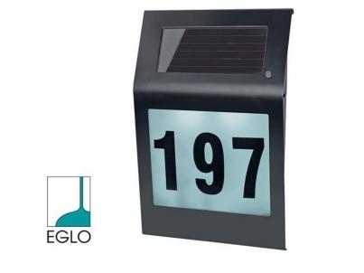 Solární svítidlo Eglo Z-Solar 90496 černá č.1