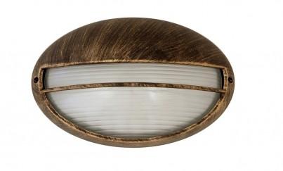 Venkovní nástěnné přisazené svítidlo HEKTOR 8496 100W E27 Rabalux