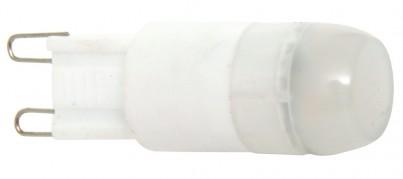 LED žárovka 2,5W G9 LED2,5W-G9/3000 teplá bílá Ecoplanet