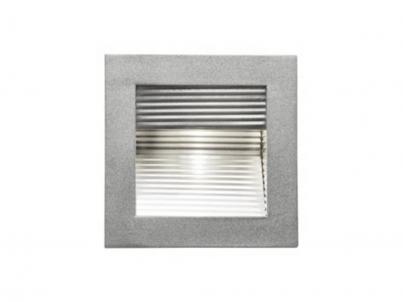 Nástěnné stropní svítidlo Eglo Glenn 87026 stříbrná č.1