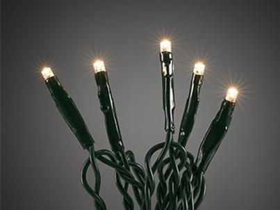 Světelný řetěz 20 LED diod teplá bílá Exihand 171020.TB