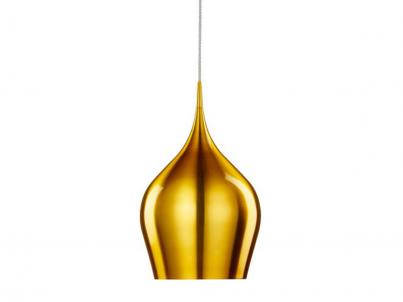 Závěsné svítidlo Searchlight Vibrant 6461-26GO zlatá